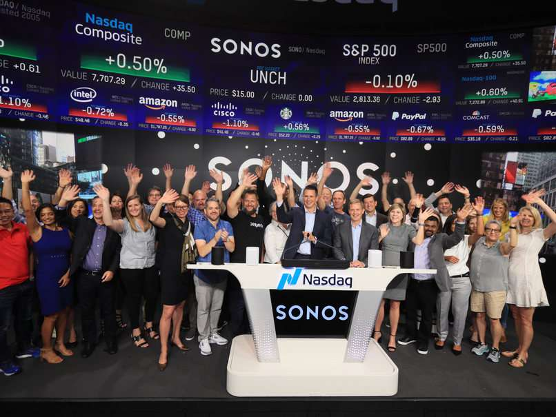 Sonos: Thinking differently about music