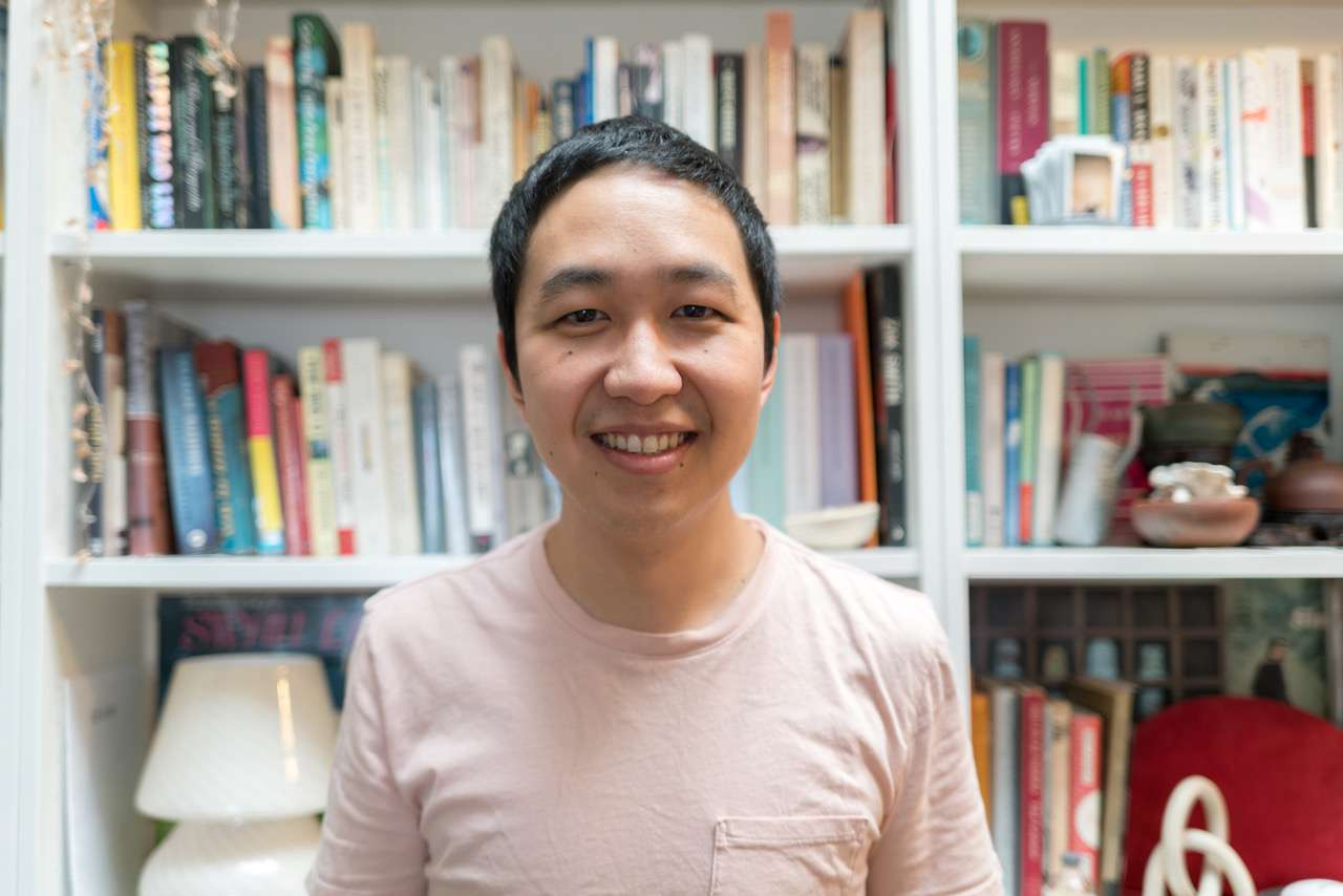 Lithic CEO and co-founder Bo Jiang