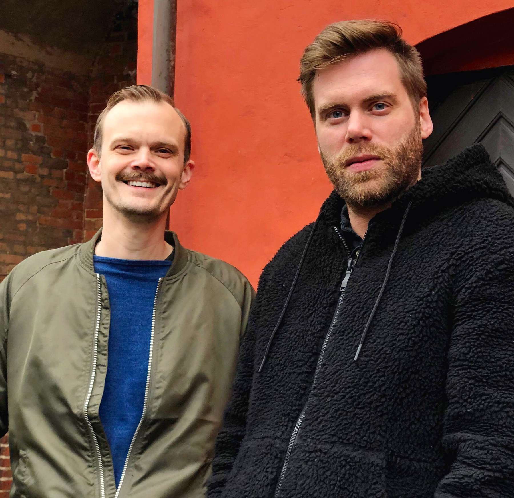 Castle's Founders Johan Brissmyr and Sebastian Wallin