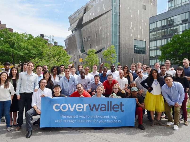 The CoverWallet team
