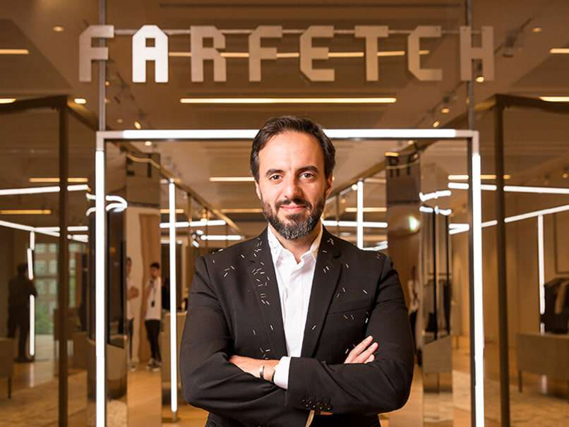 High fashion and tech turned Farfetch into a luxury powerhouse