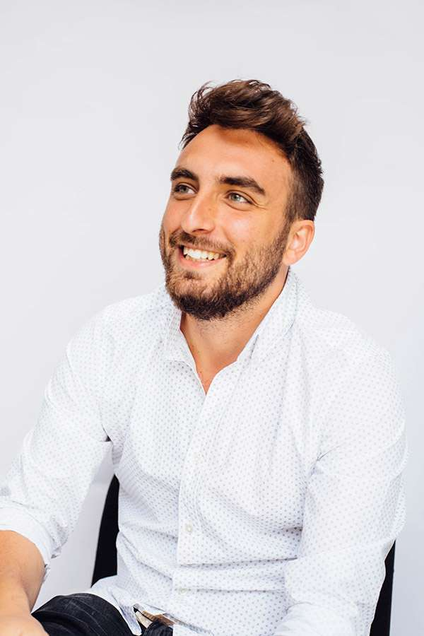 George Pallis, Deliveroo's Director of Marketing