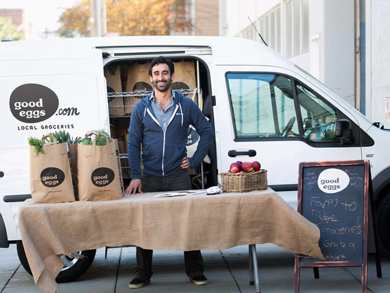 Bringing the Farmers' Market to your Door: Index Leads $21M Series B in Good Eggs