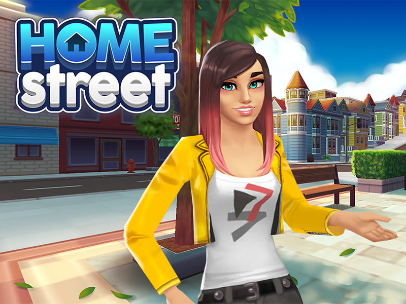 Supersolid's Home Street was created by a highly experienced team from EA, Playfish, and other leading studios, who have created dozens of award-winning mobile and social games together.
