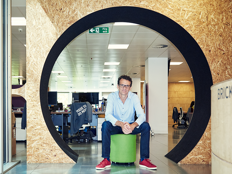 Jerome Le Luel, Funding Circle's chief risk officer