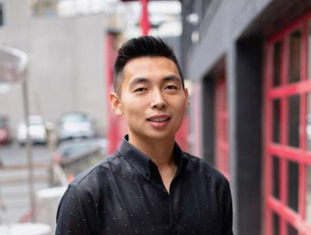 Justin Zhu, CEO of Iterable
