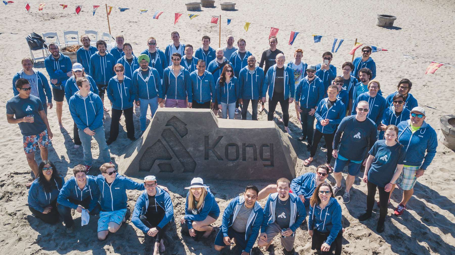 The Kong team