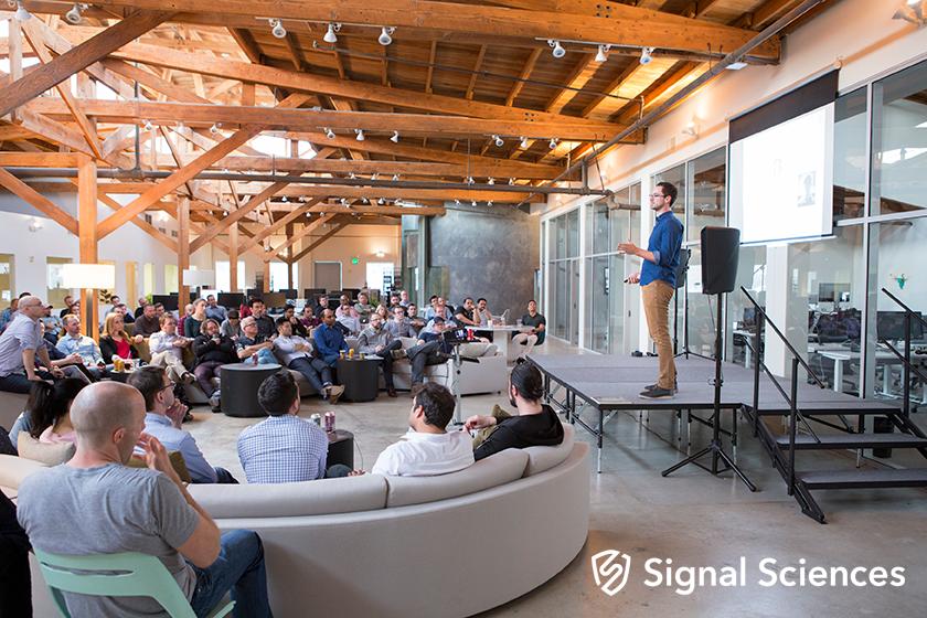 The Signal Sciences team