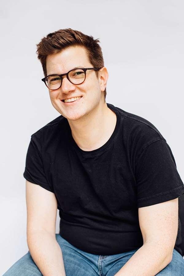 Simon Rohrback, Deliveroo's Head of Design