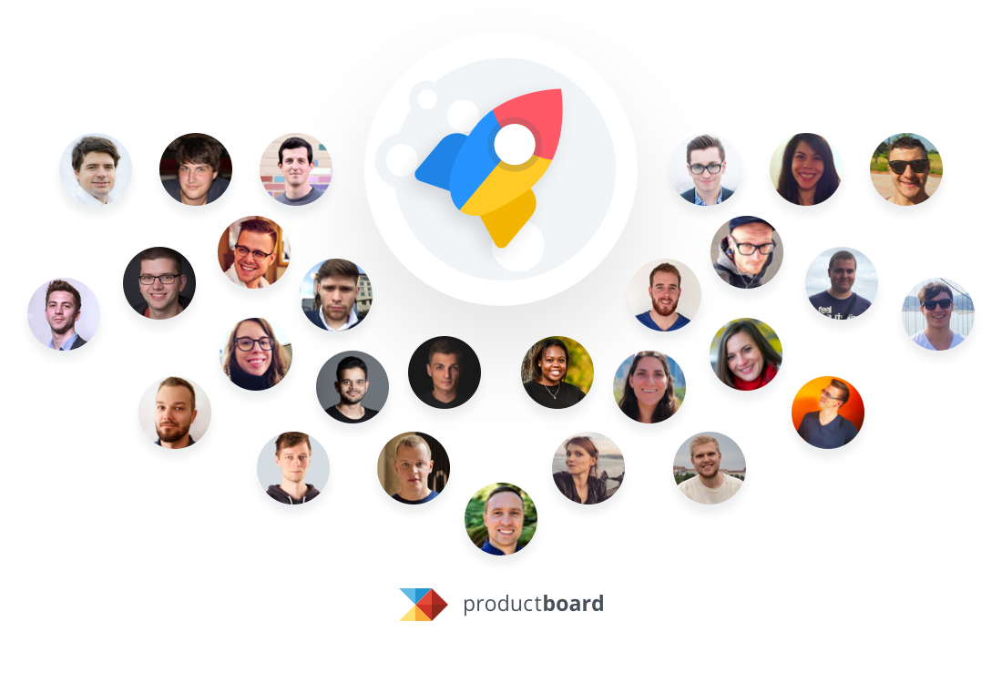 the productboard team